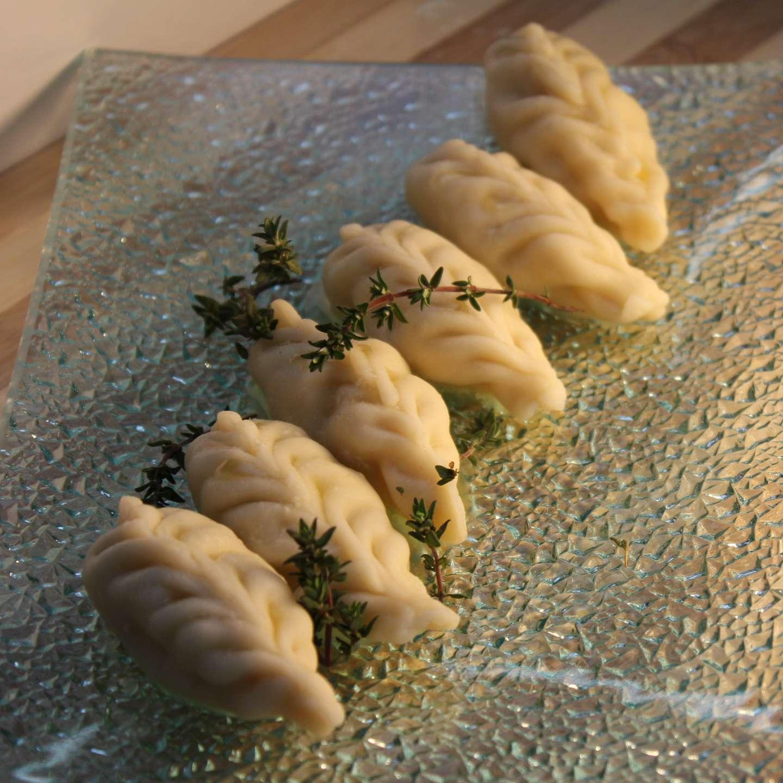 Пельмени щучьи внешний вид продукта