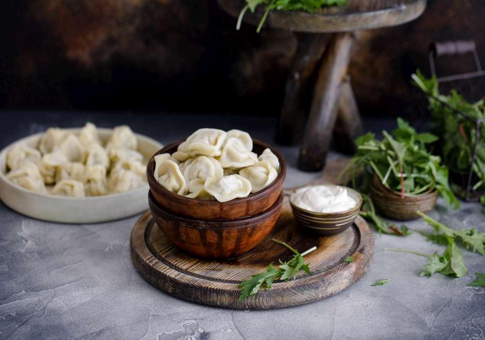 Пельмени Киржачские внешний вид продукта