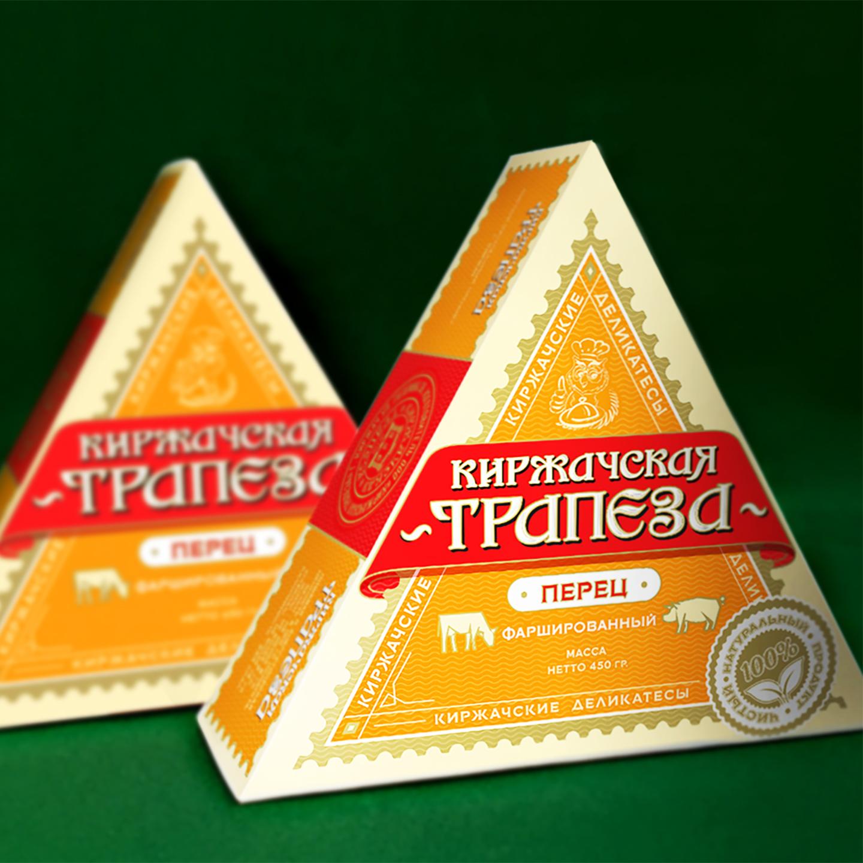 Перец фаршированный внешний вид упаковки