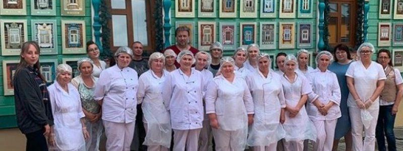 Киржачская Трапеза Производим только лучшее